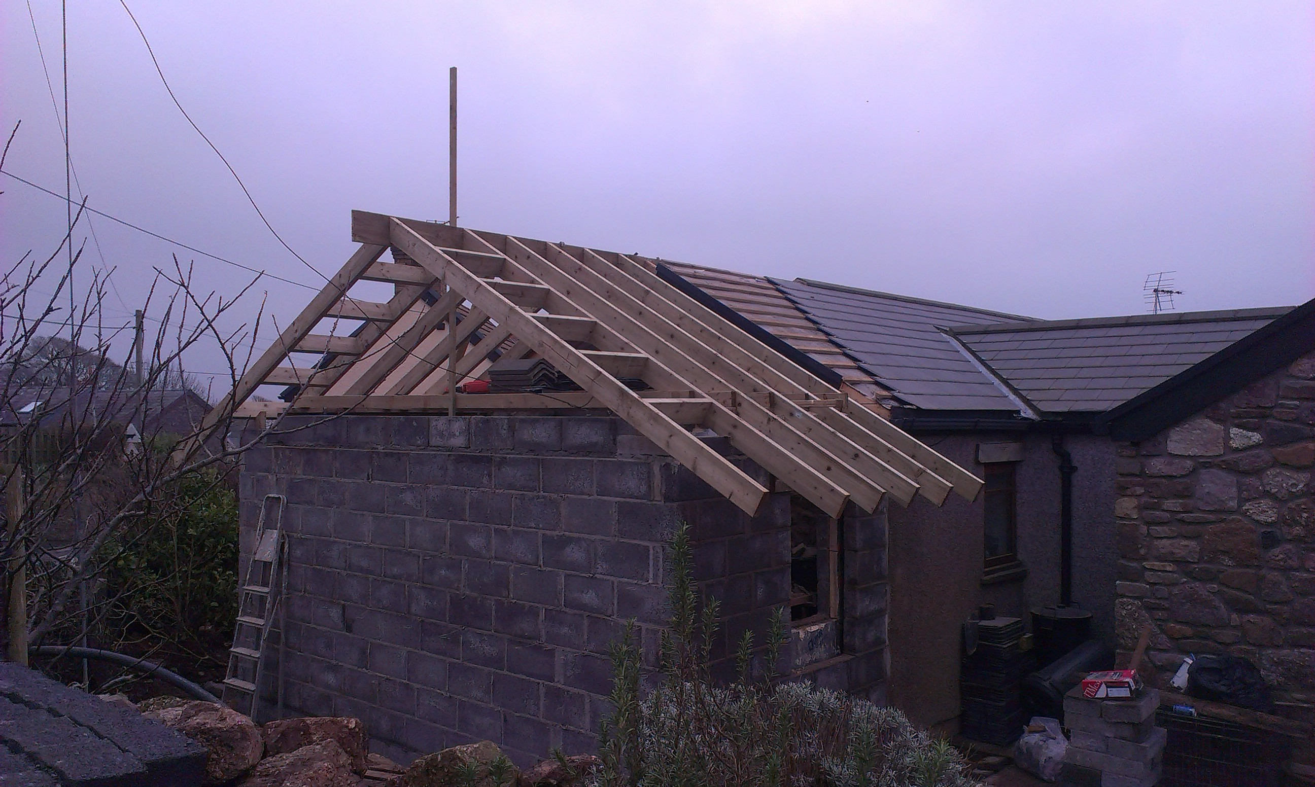 House Extensions in Swansea   Banfield Carpentry