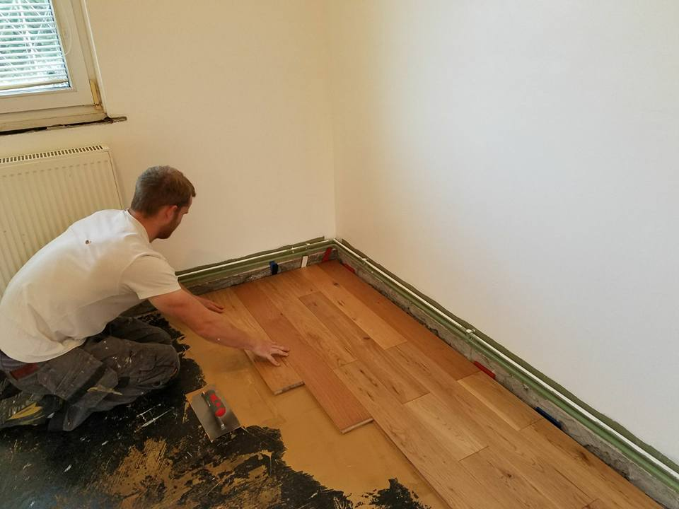 flooring wooden swansea
