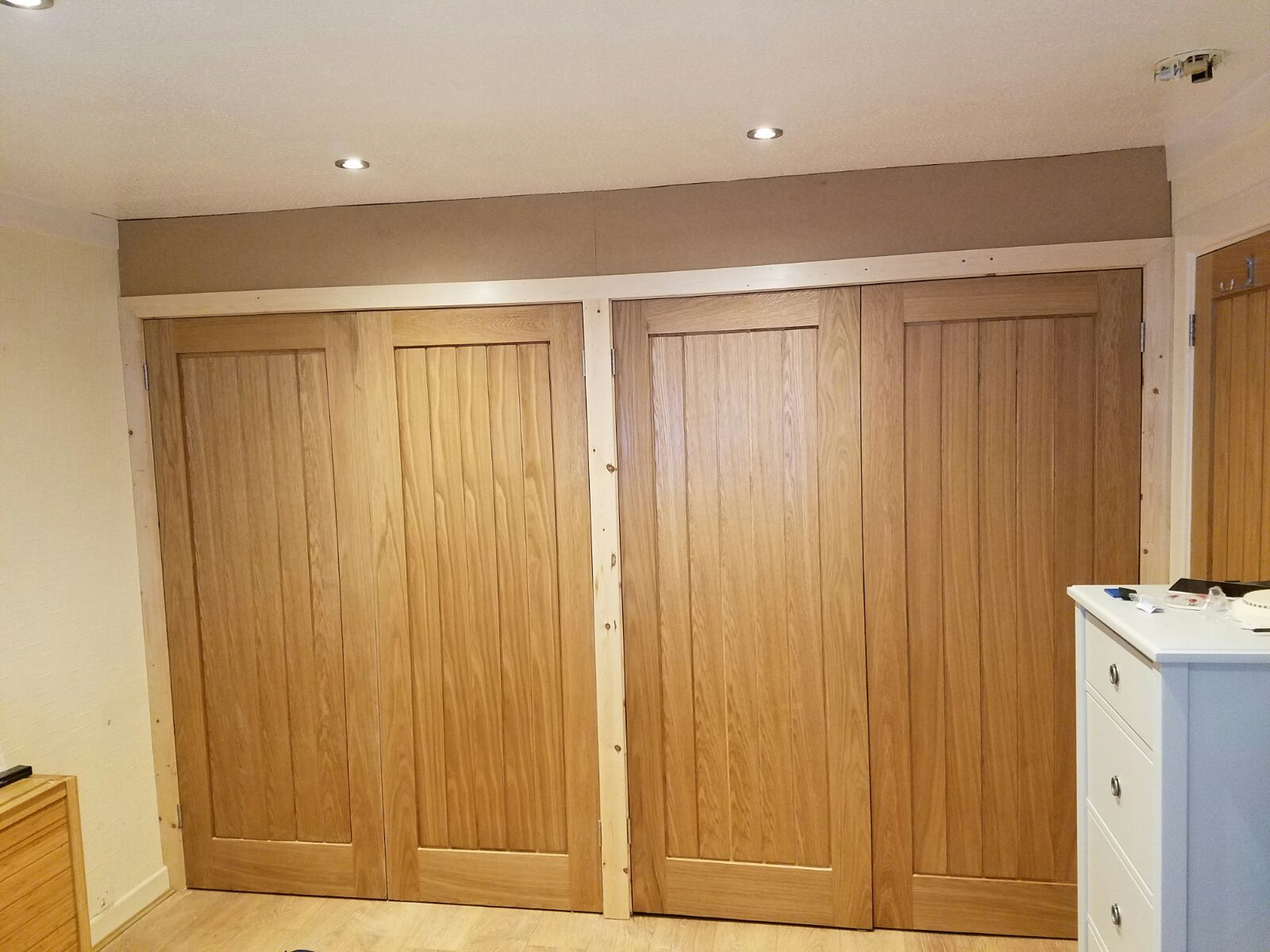 Door Hanging Services in Swansea | Banfield Carpentry