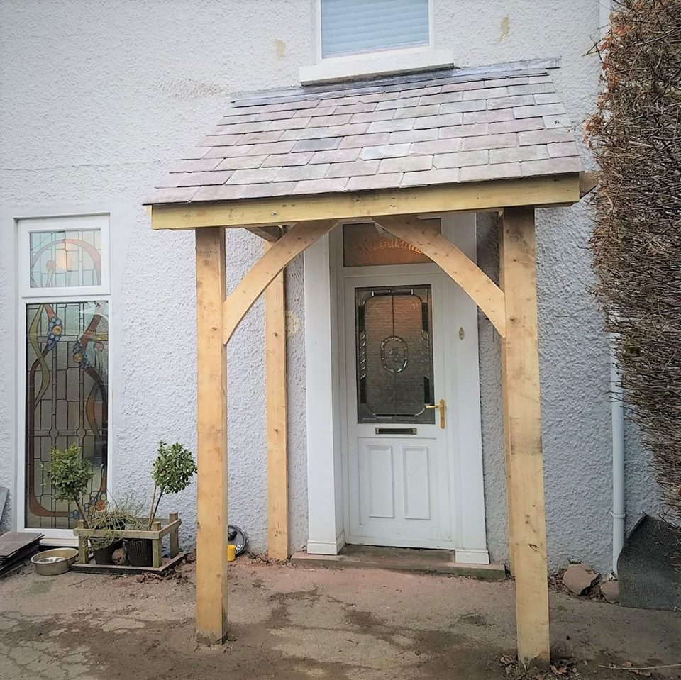 Interior and Exterior Joinery in Swansea | Banfield Carpentry